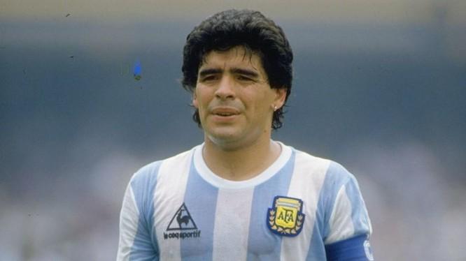 Diego Maradona: 1960 - 2020 (ảnh Sky Sports)