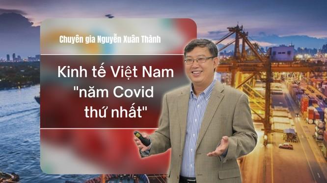 Ông Nguyễn Xuân Thành, thành viên Tổ tư vấn kinh tế của Chính phủ, giảng viên Trường Chính sách Công và Quản lý Fulbright
