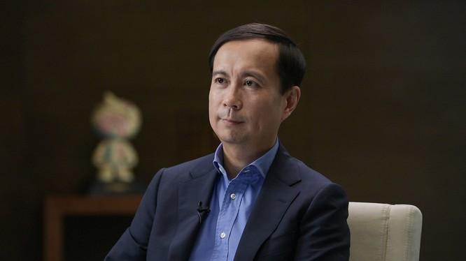 ông Daniel Zhang - CEO Alibaba
