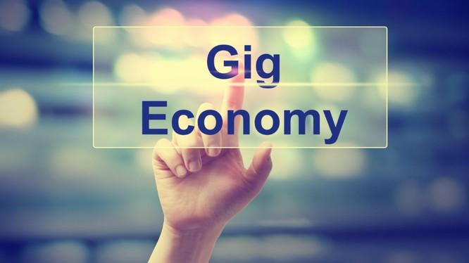 Nền kinh tế GIG đang nổi lên như một xu thế tất yếu trong tương lai