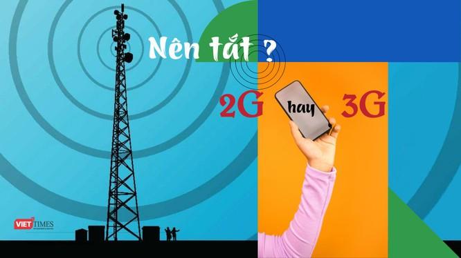 nên tắt 2G hay 3G