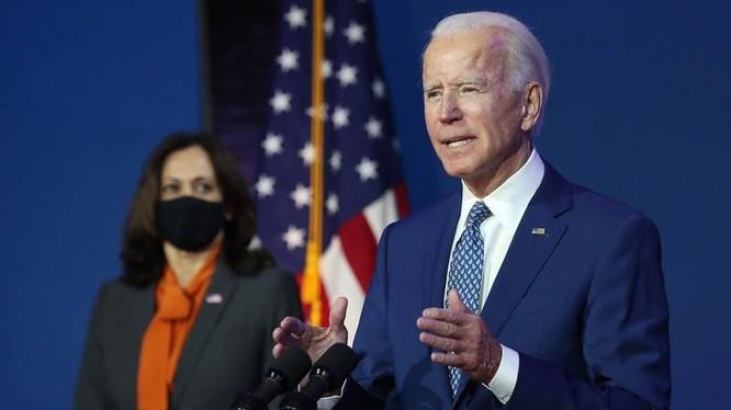Tân Tổng thống Mỹ không lạc quan về tình hình dịch bệnh trong vài tháng tới (ảnh: Getty Images)