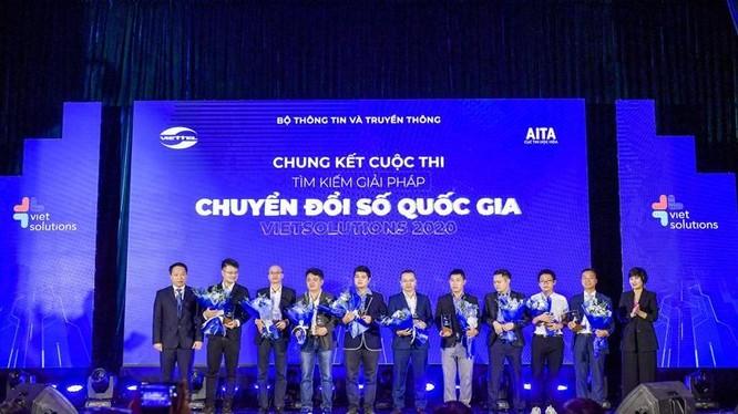 Việt Nam được đánh giá là một quốc gia đã có những thành tựu nhất định trong chuyển đổi số