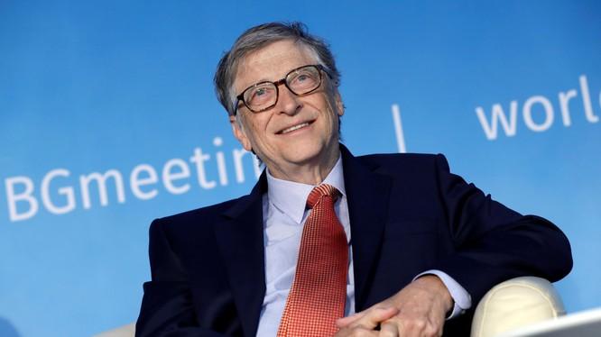Bill Gates (Ảnh: Technology Review)