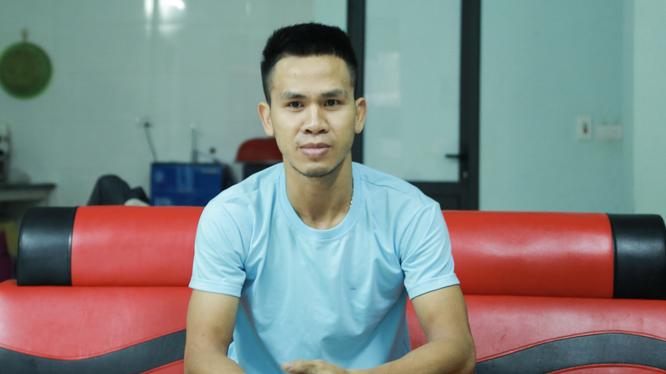 Chân dung anh Nguyễn Ngọc Mạnh (ảnh: aFamily)