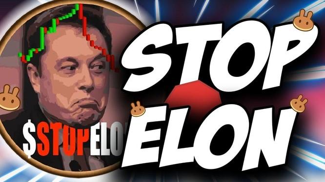 Đồng STOPELON được tạo ra nhằm chống lại Elon Musk (Ảnh: YouTube)