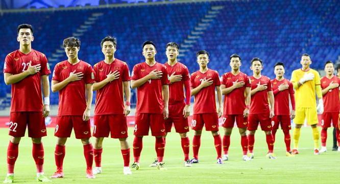 Việt Nam là đại diện duy nhất khu vực Đông Nam Á vào vòng loại thứ 3 World Cup 2022 khu vực châu Á