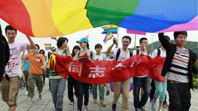 Cộng đồng LGBT Trung Quốc đang bị cấm hoạt động trên mạng xã hội