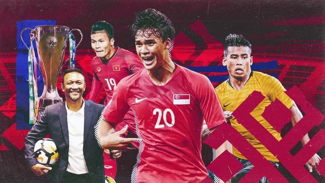 Đội tuyển Việt Nam sẽ bảo vệ ngôi vô địch AFF Cup trong các trận thi đấu dự kiến diễn ra vào tháng 12/2021 (ảnh: Goal.com)