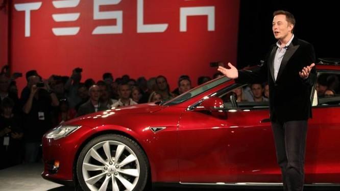 Trung Quốc là một thị trường mà Tesla bắt buộc phải xuất hiện