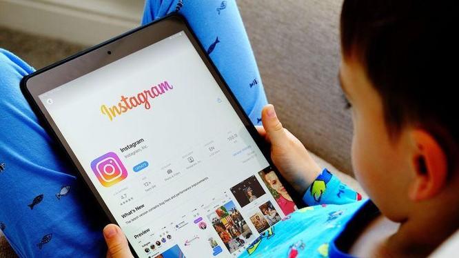 Facebook đã phải tạm dựng dự án xây dựng Instagram dành cho trẻ em (Ảnh: New York Post)