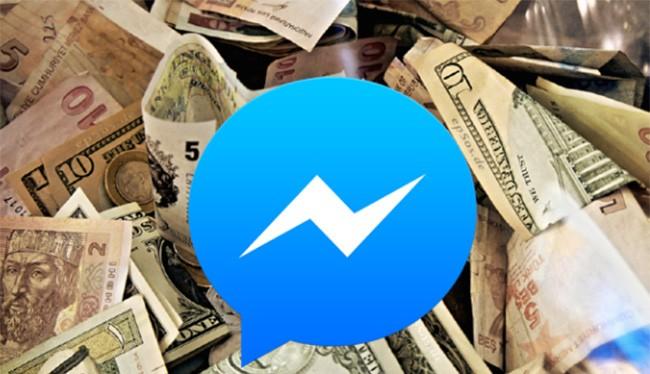 PayPal và Facebook hợp tác phát triển tính năng chi trả trực tiếp trên Messenger (ảnh Google)
