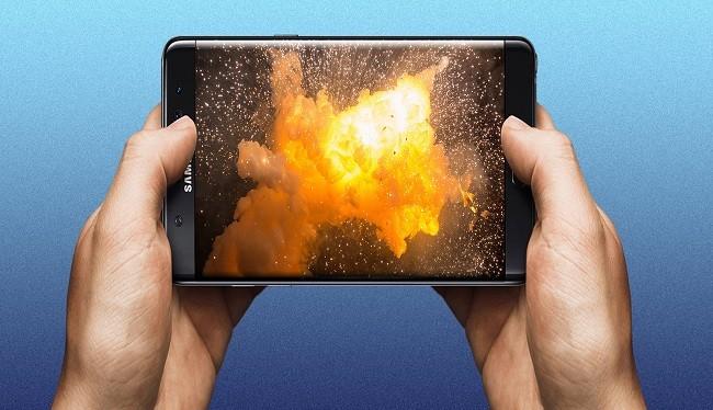 Nổ pin là mối lo ngại của những người dùng điện thoại (Ảnh Google)