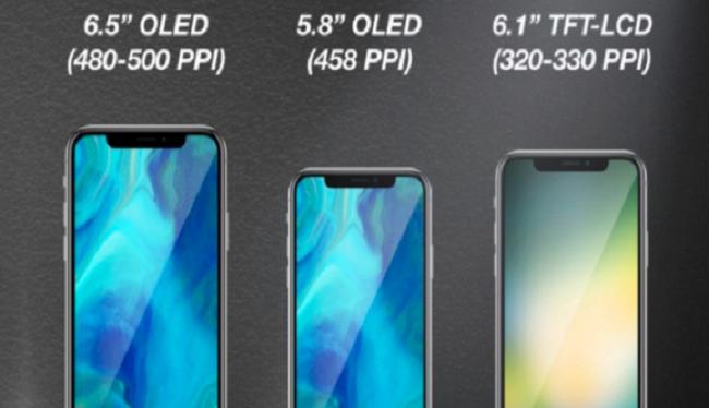 iPhone 11 sẽ có màn hình gập? (Ảnh The inquirer)