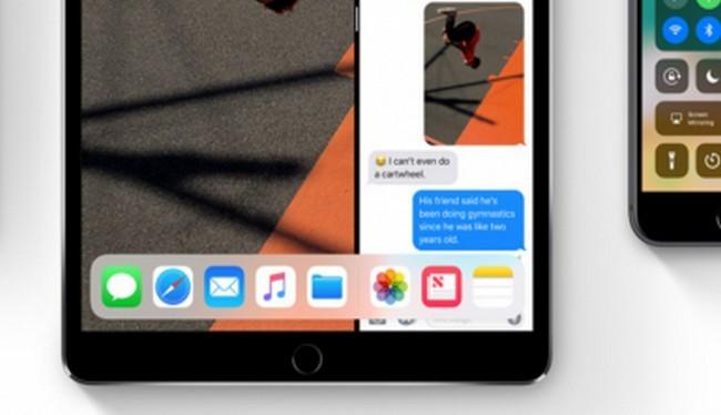 iOS 11 (Ảnh Google)