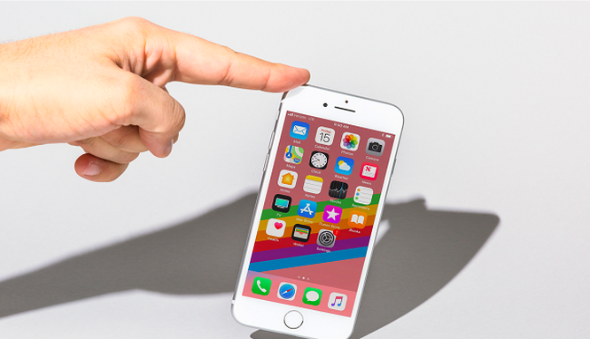 iPhone 8 (Ảnh Business Insider)