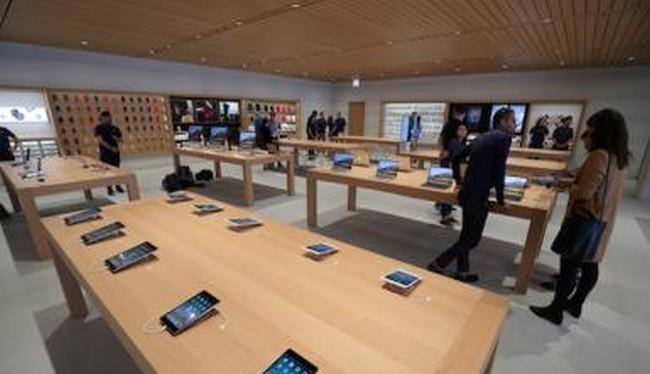 Apple sẽ đưa công nghệ cảm biến 3D vào dòng sản phẩm iPad Pro 2018 của họ (ảnh Reuters)