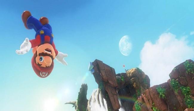 """""""Super Mario Odyssey"""" là siêu phẩm mới nhất của tập đoàn Nintendo. Tập đoàn này cho biết hiện họ đã bán ra được hơn 9 triệu bản (Ảnh Nintendo)"""