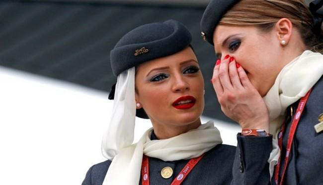 Có rất nhiều bí mật thú vị trên các chuyến bay ít người biết (Ảnh AP)