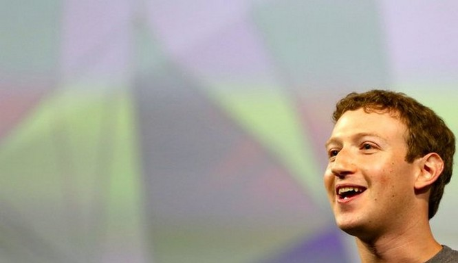 Mark Zuckerberg - CEO của Facebook (Ảnh Reuters)