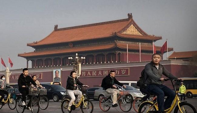 Các chủ đề bàn bạc ở vùng nông thôn Trung Quốc rất khác so với ở vùng nông thôn nước Mỹ (Ảnh Getty Images)