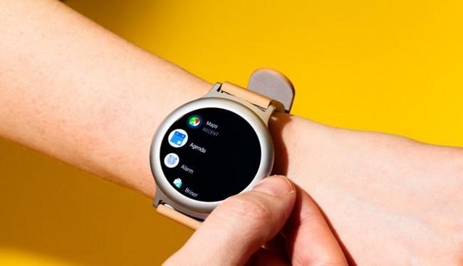 Năm nay, Google sẽ phát hành dòng smartwatch của riêng mình (Ảnh Hollis Johnson)