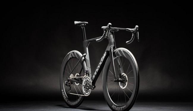 Chiếc xe đạp SystemSix có giá 11.000 USD được Cannondale khẳng định là chiếc xe đạp đua nhanh nhất thế giới (Ảnh Cannondale)