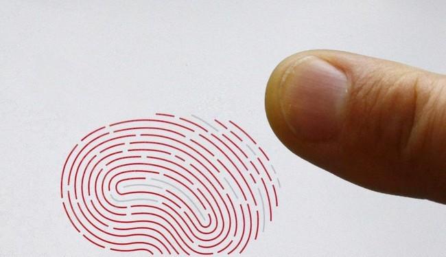 Một cảm biến vân tay mới có thể phát hiện được cả nhiệt độ của người dùng (Ảnh Reuters)