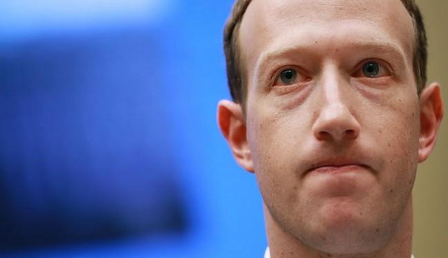 CEO Mark Zuckerberg (Ảnh Getty Images)