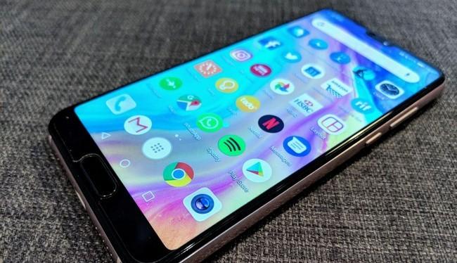 Điện thoại Huawei P20 Pro (Ảnh Techradar)
