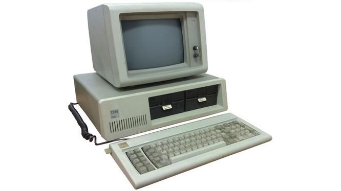 Máy tính IBM 5150 (Ảnh minh họa)