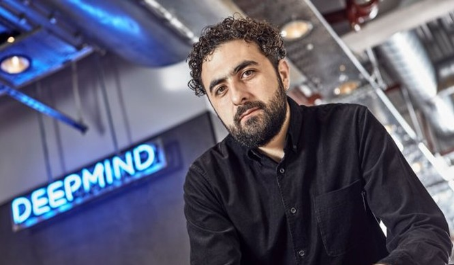 Ông Mustafa Suleyman, người đồng sáng lập công ty DeepMind (Ảnh DeepMind)