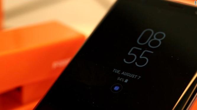 Samsung Galaxy Note 9 (Ảnh minh họa)