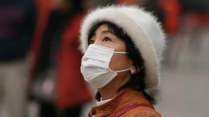 Ô nhiễm không khí làm giảm năng lực nhận thức của con người (Ảnh Flickr)