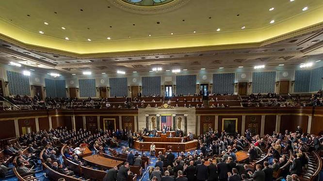 Hạ viện Mỹ (Ảnh: house.gov)