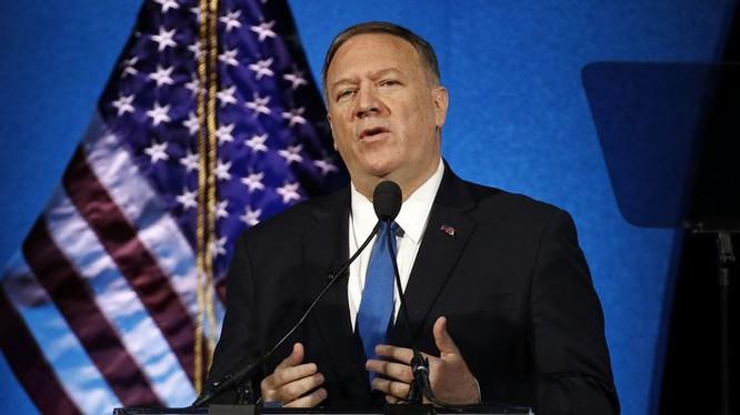 Ngoại trưởng Mỹ Mike Pompeo cho biết Mỹ đã có kế hoạch rút khỏi Hiệp định Paris về biến đổi khí hậu (Ảnh: Washington Post)