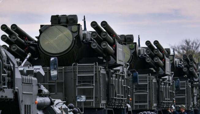 Serbia mua hệ thống Pantsir-S của Nga (Ảnh: SPUTNIK)
