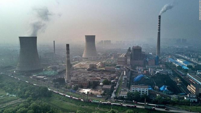 Trung Quốc nỗ lực giảm mức khí thải carbon (Ảnh: CNN)