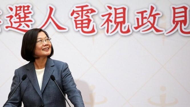 """Đài Loan hối thúc thảo luận dự luật """"chống xâm nhập"""" trước thềm bầu cử (Ảnh: Reuters)"""
