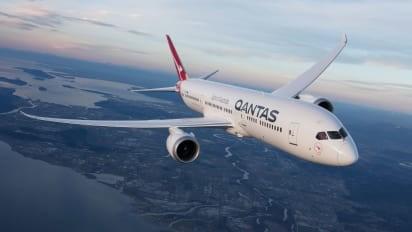"""Hãng hàng không Qantas giữ vững """"ngôi vương"""" (Ảnh: CNN)"""