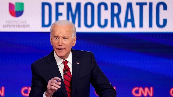Ông Joe Biden sẽ lần đầu tiên lên tiếng về cáo buộc tấn công tình dục (Ảnh: Reuters)