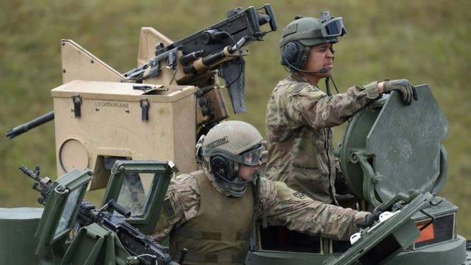 Mỹ sẽ cắt giảm số binh lính tại Đức (Ảnh: AFP)
