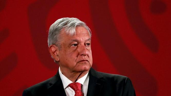 Tổng thống Mexico đối mặt với khó khăn nhiều hơn bởi dịch COVID-19 (Ảnh: Reuters)