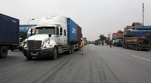 Để đảm bảo chật tự, an ninh Thanh tra Sở GTVT Hà Nội sẽ thực hiện chuyên đề kiểm soát xe khách QL5 và cao tốc Hà Nội- Hải Phòng- (Ảnh minh họa).
