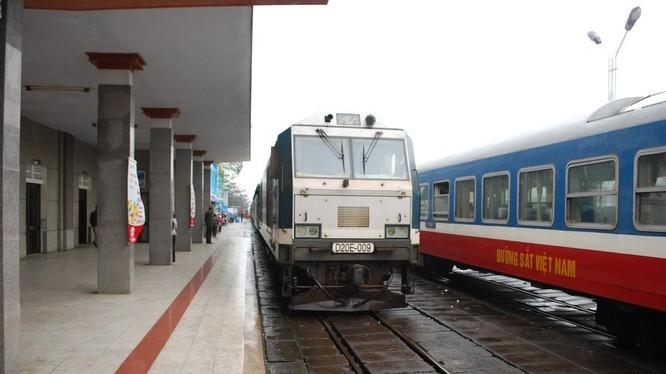 Tổng công ty Đường sắt Việt Nam chỉ định nhà thầu Trung Quốc thực hiện gói thầu trên 14.566.000 USD- (Ảnh minh họa).