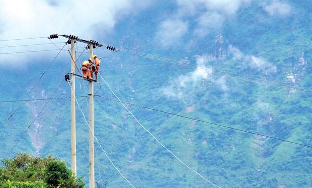 Việt Nam không phải mua điện từ Trung Quốc trong tháng 7 và 8- (Ảnh minh họa).