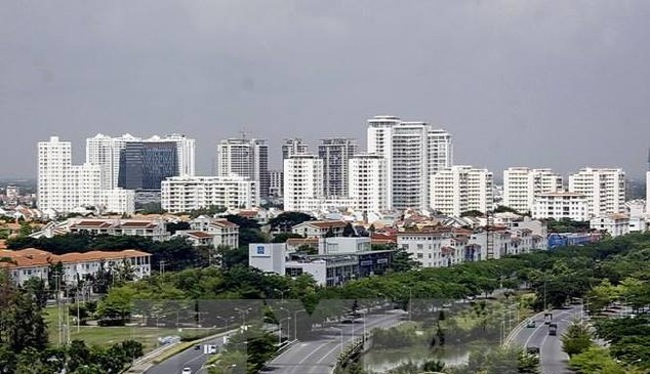 Giá nhà đất tại TP. Hồ Chí Minh cao nhất chỉ bằng 30% giá thị trường- ( Ảnh minh họa).