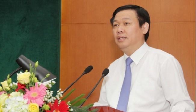 Phó Thủ tướng Vương Đình Huệ - Trưởng Ban Chỉ đạo điều hành giá - (Ảnh minh họa).