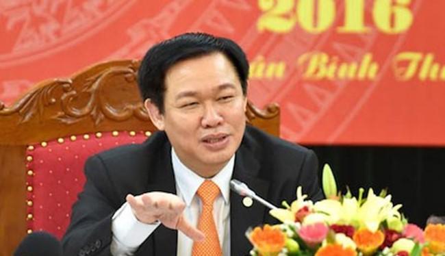 Phó Thủ tướng Vương Đình Huệ làm trưởng Ban chỉ đạo Phòng, chống rửa tiền - (Ảnh minh họa)