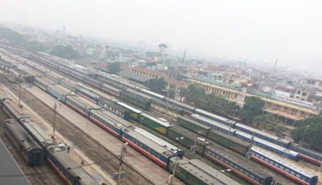 Ban lãnh đạo ngành đường sắt bị Bộ GTVT phê bình về vụ việc mua tàu cũ của Trung Quốc - (Ảnh minh họa).